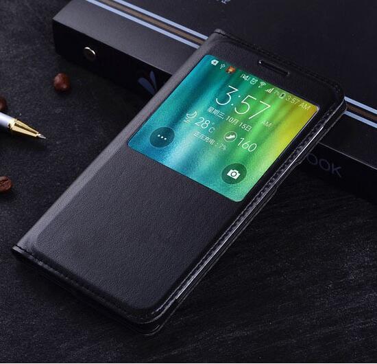 Роскошный кожаный чехол Капа Para Coque Filp Fundas покоя смарт Услуга сна чехол для Samsung Galaxy A5 S5 S6 S7 Edge