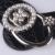Europa y el diamante negro cinturón de cadera niñas personalidad obi joker moda pintura decoración sello de la cintura capa accesorios V231