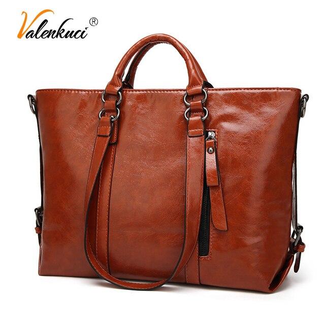 Luxury Handbags Women Bags Designer PU Leather Handbag Shoulder Bags For Women 2019 Large Ladies Hand Bags Bolsa Feminina A003