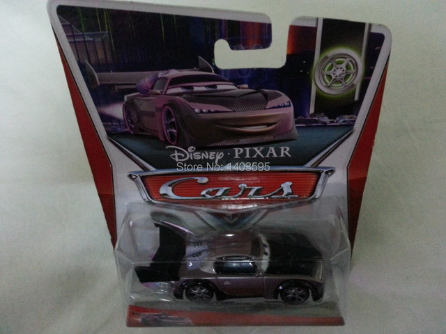 Pixar Cars Boost With Flames Metal Diecast Toy Car 1:55 Original Boxed Brand New In Stock & Free Shipping
