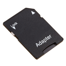 2PCS Hot Sale Popular Micro SD TransFlash TF to SDHC Memory Card Adapter Convert into