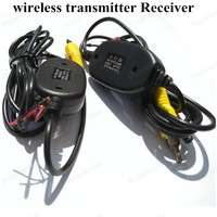2016 Hot Sale Parking Car Wireless rear camera reverse FOR DVD wireless radio transmitter receiver module free shipping