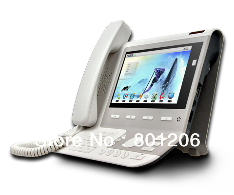US $400 0 |SISKOMPAD Android Multimedia Video IP Phone-in VoIP Phones from  Computer & Office on Aliexpress com | Alibaba Group