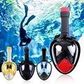 NEOpine анфас дайвинг маска 180 градусов широкий вид Жидкого силикона подводное плавание маски gopro камеры плавать трубкой подводная маска