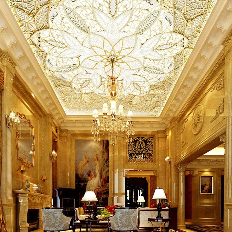 Luxury Hotel Room Wallpaper