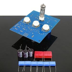 Image 3 - MARANTZ 7 hifi tube Preamplifier board DIY kits for amplifier speaker home audio video system with potentiometer 12AX7 JJ ECC83S