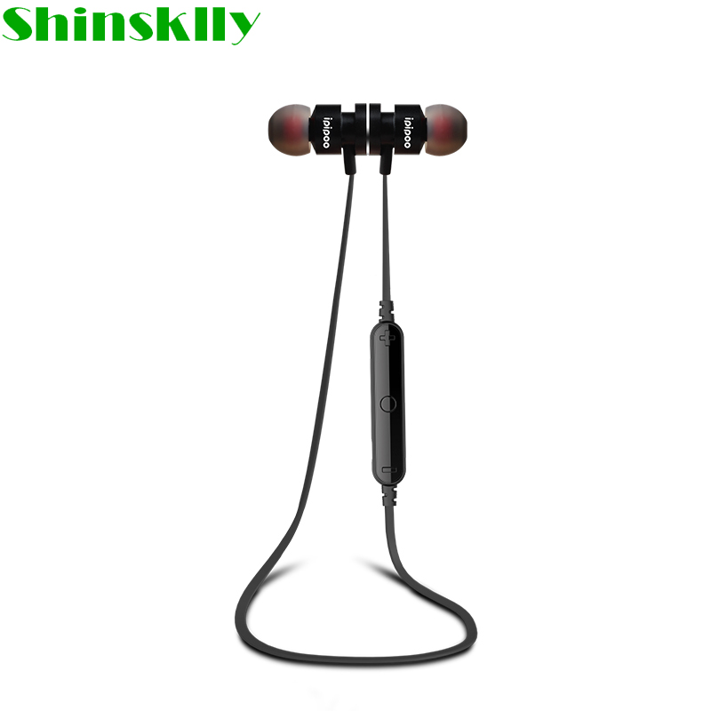iL93BL Sport Wireless Bluetooth Earphone Earbuds Music Stereo Headset with Mic Handsfree for iPhone Xiaomi Sansumg Huawei phone hlton portable wireless bluetooth earphone handsfree mini headset stereo earbuds car fast charger with mic for smartphone pc