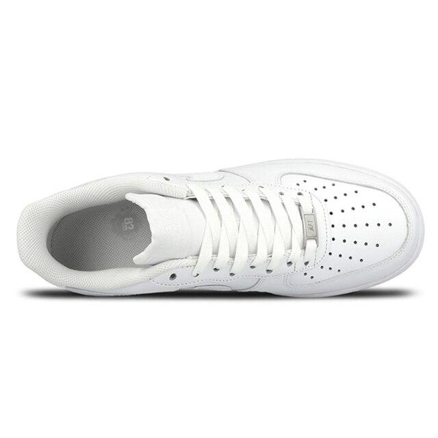 Original New Arrival Official Nike AIR FORCE 1 AF1  Men Breathable Skateboarding Shoes 1