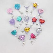 Popular Heart Badge Holder-Buy Cheap Heart Badge Holder lots