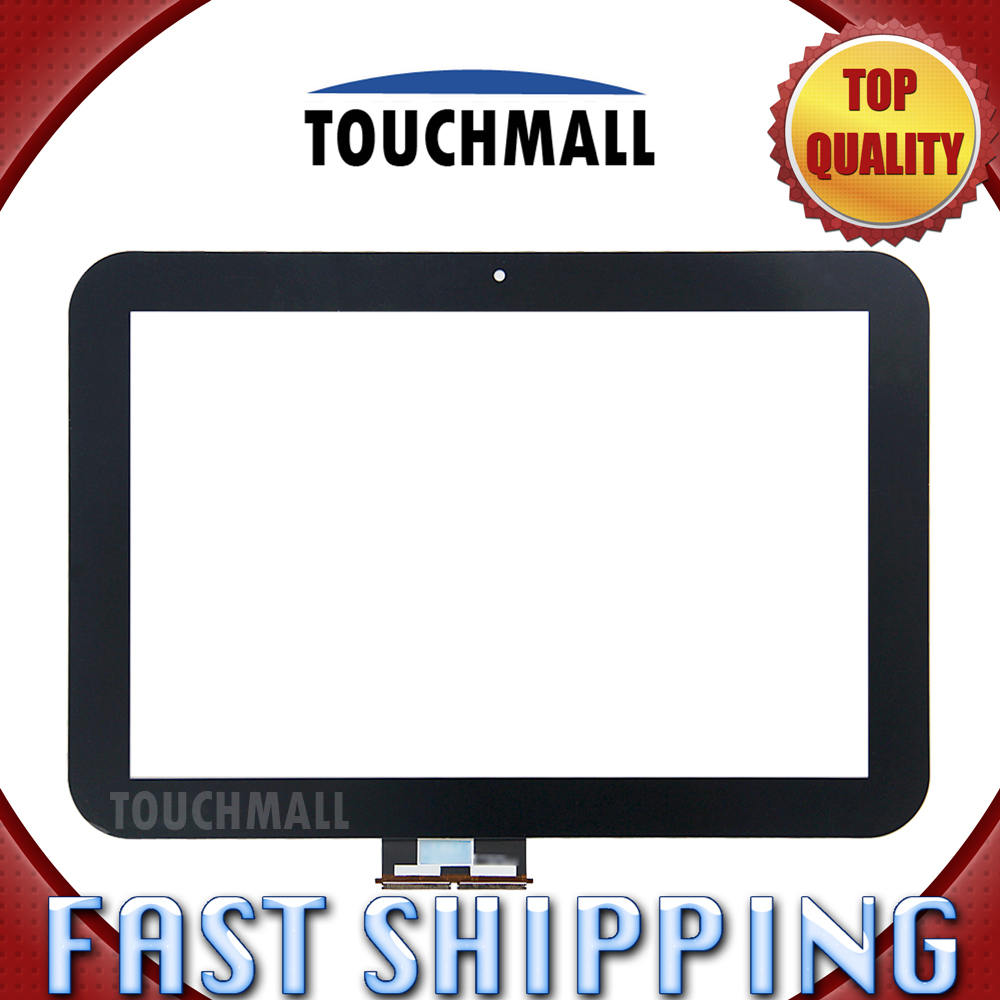 For New Touch Screen Panel Digitizer Glass Replacement Toshiba 69.10I28.G02 10.1-inch Black Free Shipping  цены онлайн