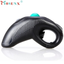 2.4GHz wireless USB handheld mouse finger using optical track ball_KXL0224 computer accessories