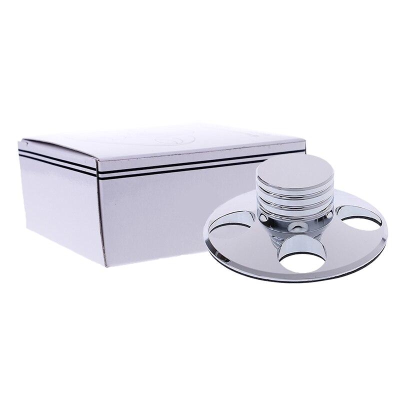Schneidig Audio Lp Vinyl Plattenspieler Metall Disc Stabilisator Rekord Player Gewicht Clamp Hifi Tragbares Audio & Video