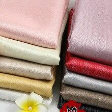 Encryption linen sofa plain cloth pillow cushion fashion costume hanfu cos clothes fabric