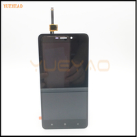 YUEYAO Lcd For Xiaomi Redmi 4A LCD Display Touch Screen Digitizer Screen Panel Replacement For Xiaomi