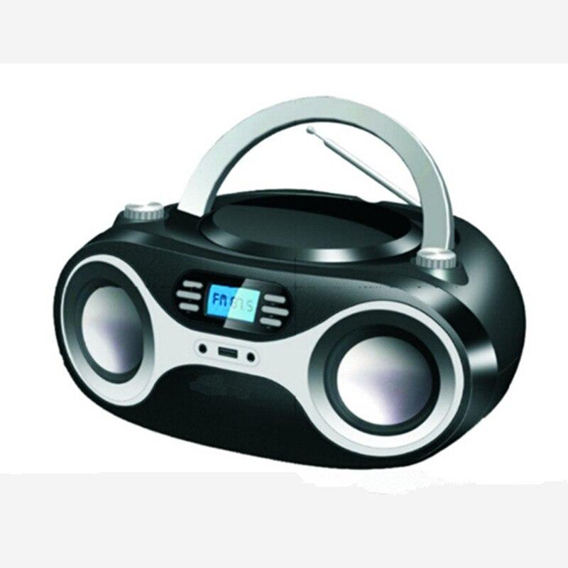 New design portable multi radio cd dvd mp3 player boombox portable micro usb stereo mini speaker - Porta cd design ...