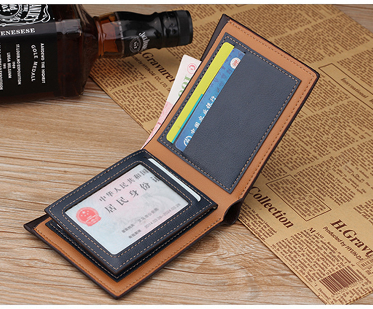 HTB1q8Tcac vK1RkSmRyq6xwupXaf Top 2019 Vintage Men Leather Brand Luxury Wallet Short Slim Male Purses Money Clip Credit Card Dollar Price Portomonee Carteria