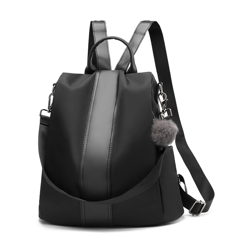 Nevenka 2018 Women Backpacks Fashion Leather Satchel Bags Sac Zipper Bags Casual Shoulder Bags Mochila10