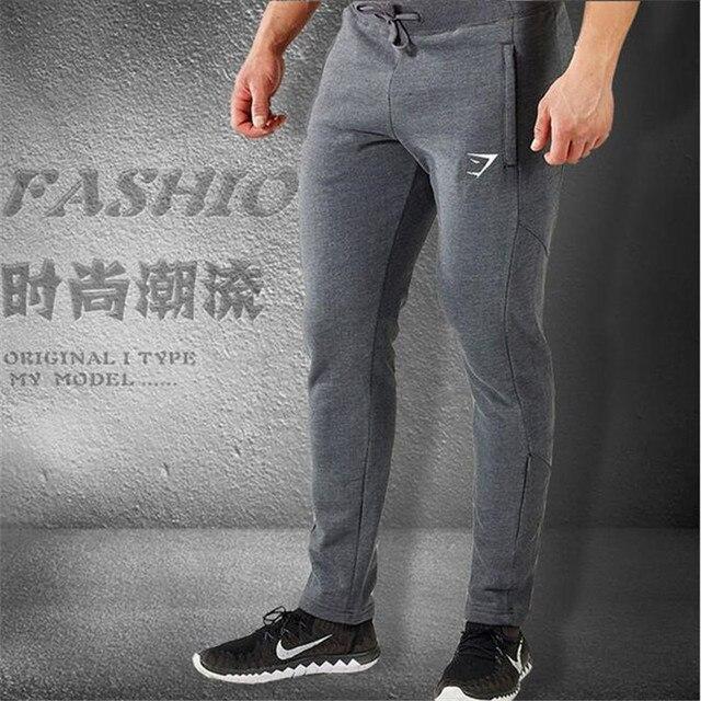Бесплатная доставка 2016 высокое качество марка одежды мужчины брюки золотые одежды тренировочные брюки мужские бегунов сжатия леггинсы мужчины pantalon