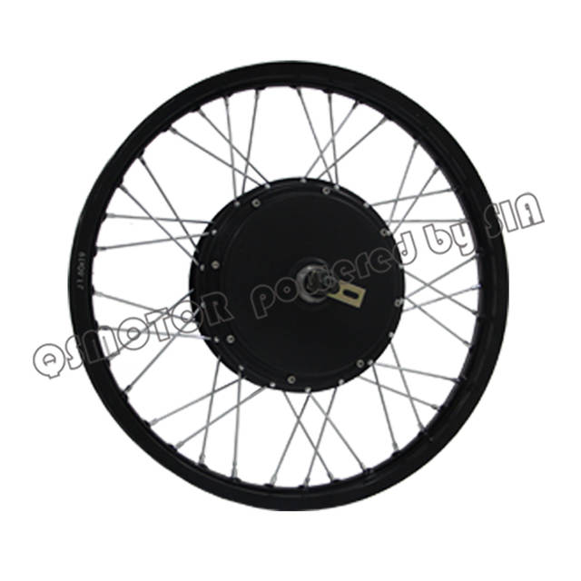 Online Shop Electric Bicycle Kit 3000w Hub Motor With 17inch 18inch