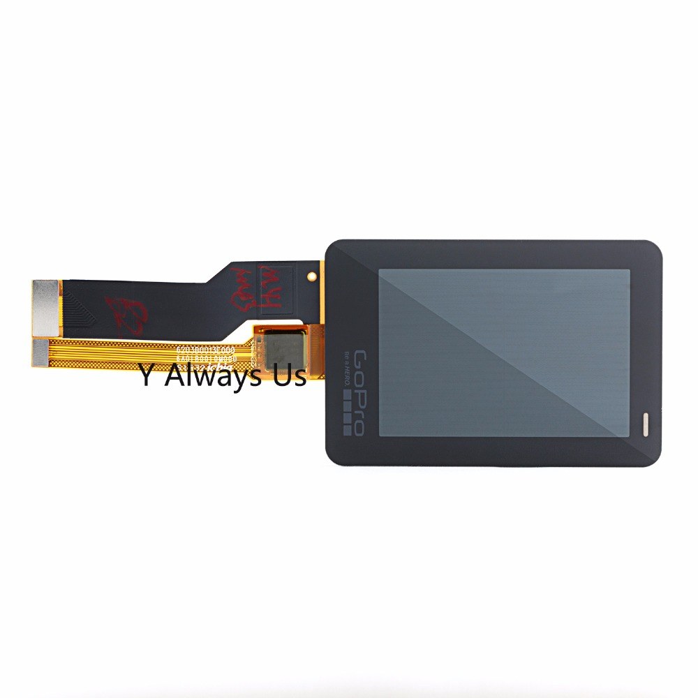 Image 2 - 100% Brand New Original for Gopro hero 5 Touch screen rear LCD for Gopro 5 Repair LCD Display Screen Touchscreen-in Sports Camcorder Cases from Consumer Electronics