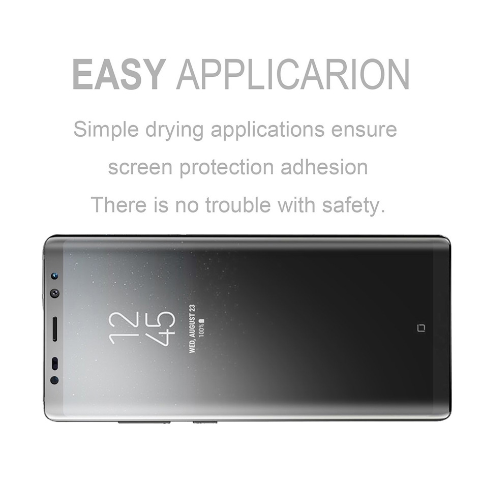 3D Full Cover Matte Frosted Soft Screen Protector For Samsung Galaxy S7 3