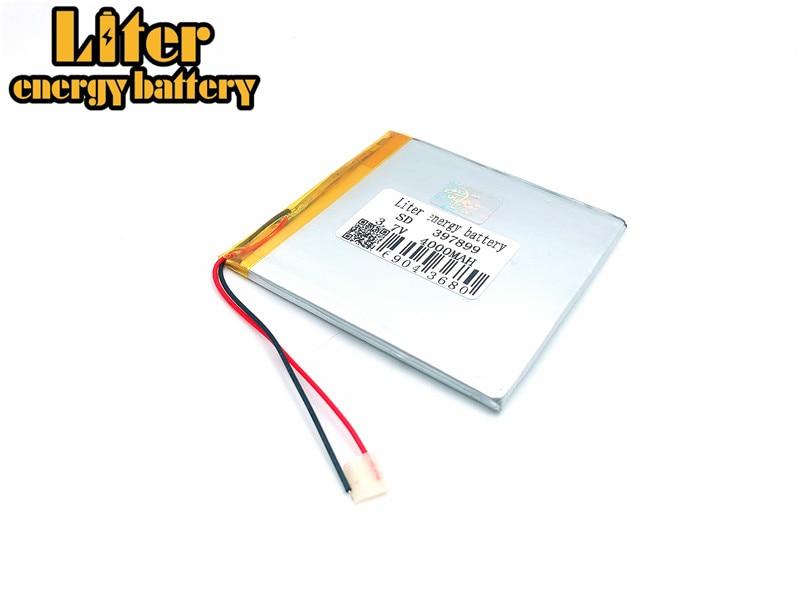 3,7 V 4000 Mah 397899 4080100 7 Zoll Song Mei G2 Tablet Mid Qualität Produkte Lithium-ionen Polymer Batterie Unterhaltungselektronik
