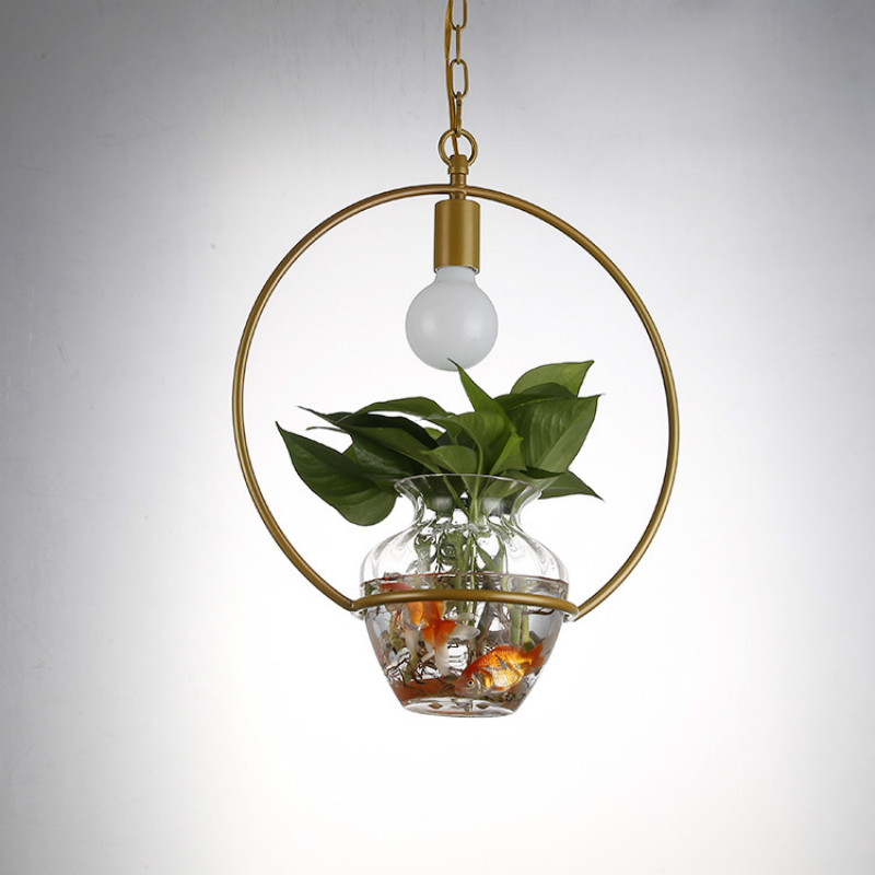 Modern Fashion Creative Iron Glass Plants Pot Led E27 Pendant Light For Dining Room Bar Restaurant Deco Ac 80-265v 2030 чехлы накладки для телефонов кпк comma kema comma iphone6 plus