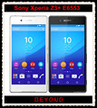 "Sony Xperia Z3 Плюс Z3 + Оригинальный Разблокирована GSM 4 Г Android Окта основные 3 ГБ RAM E6553 Z4 5.2 ""20.7MP WIFI GPS 32 ГБ Dropshipping"
