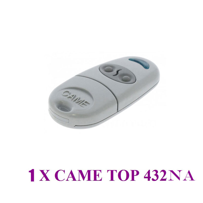 Hand transmitter  For CAME TOP 432NA  Gate Garage opener remote control key 433MHz Hand transmitter  For CAME TOP 432NA  Gate Garage opener remote control key 433MHz