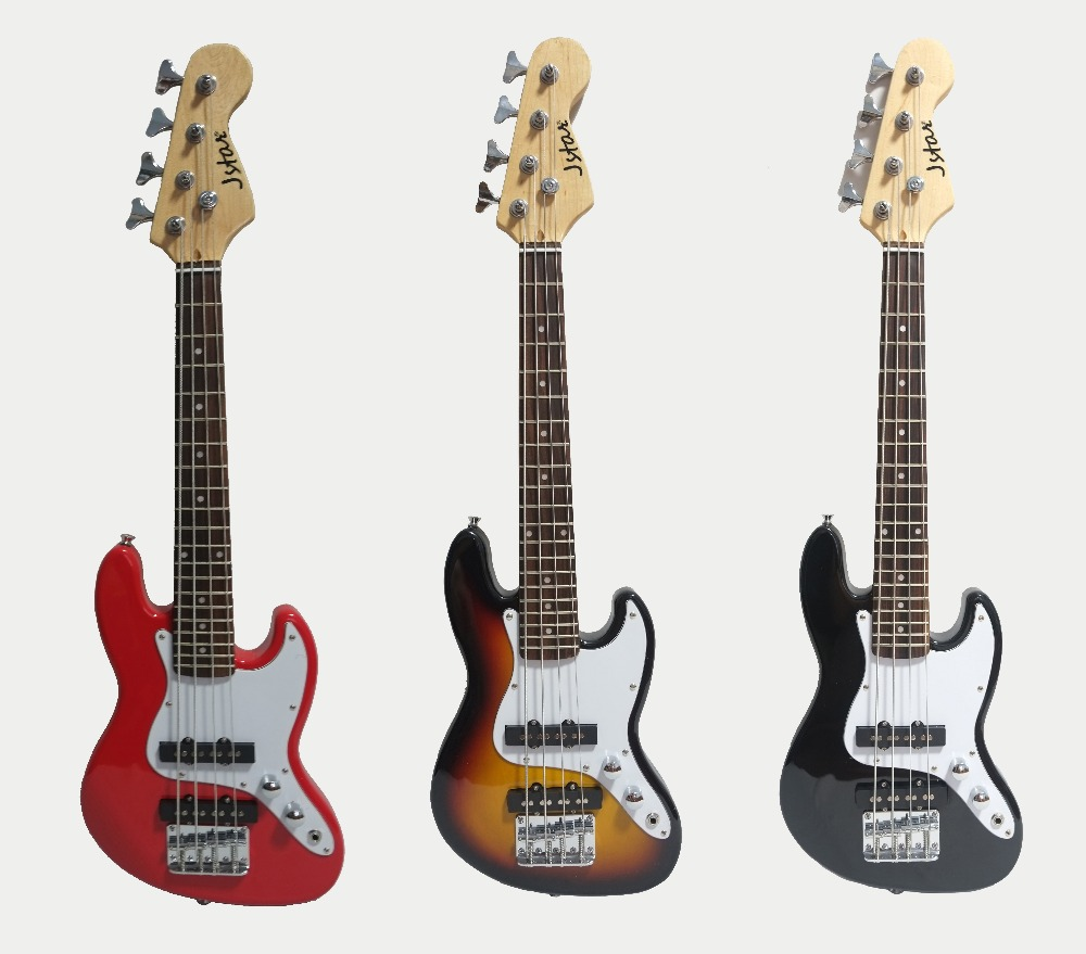 34 86cm Kids Adult electric bass guitar JB electric bass guitar for kids children bass Guitar