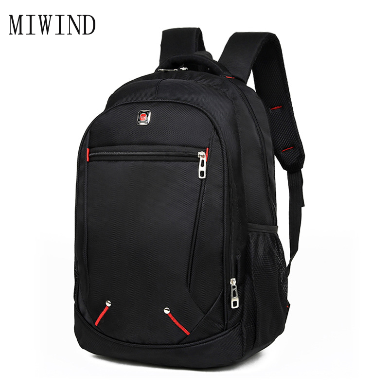 Men Backpack Youth Fashion Teenage Backpacks For Teen Boys