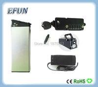 500W folding ebike li ion 36V battery 36V 11ah with 20A BMS and charger