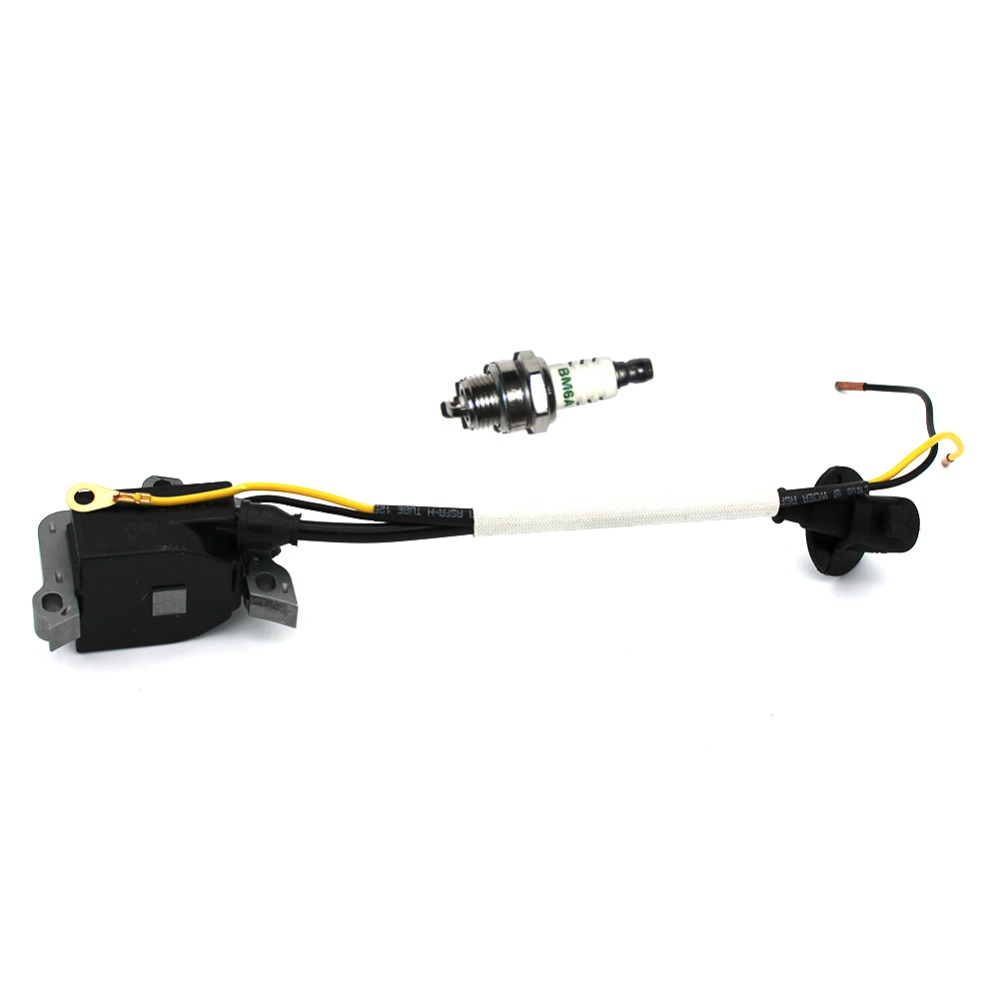 New take off Stihl MS461 Ignition coil 1128 400 1313 A with lead.