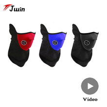 Cycling Mask Bicycle Face Mask Running Training Ski Masker Balaclava Masks Bike Facemask Sports MTB Mask For The Face(China)