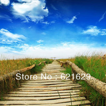 Natural scenery 8'x8′ CP Computer-painted Scenic Photography Background Photo Studio Backdrop HY-CM-1899
