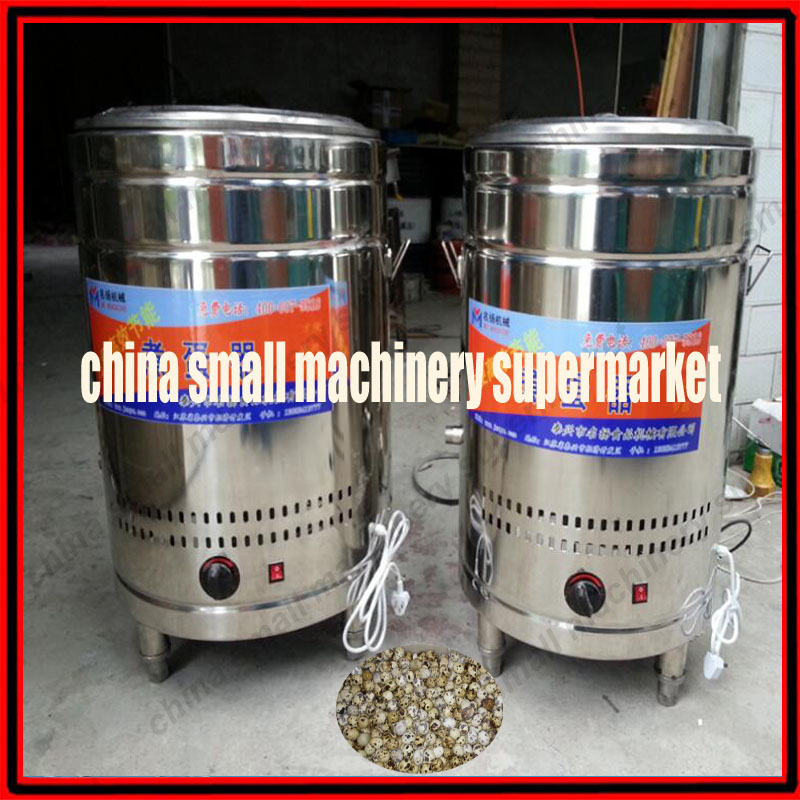US $360 0 |Factory price stainless steel 60kg/h Quail egg boiling machine,  quail egg cooking machine-in Food Processors from Home Appliances on