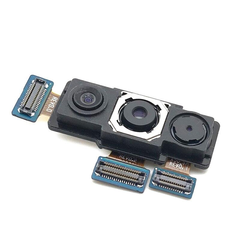For Samsung A70 A705 A705F Rear Big Back Camera Flex Cable Main Camera Module Replacement Parts