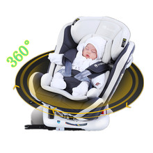 360 rotate child car seat steel frame with ISOFIX interface car safety seats for 0-3 years old baby ECE and 3C certification child car safety seat cybex solution m fix sl 2 3 15 36 kg 3 up to 12 years isofix chair baby car seat kidstravel group 2 3