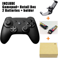 100% original xiaomi mi bluetooth gamepad game controller sem fio bluetooth game controller handle para o telefone smart pc + suporte