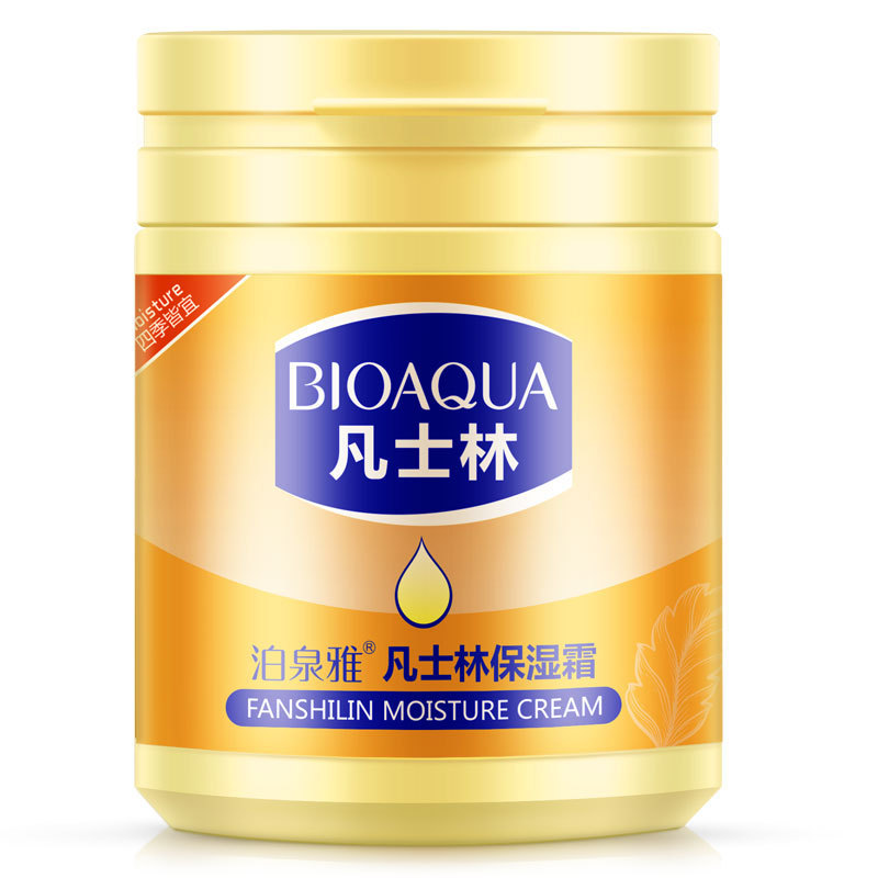 BIOAQUA Brand Moisturizing Cream Shrink Pores Skin Care Repair Hand And Foot Care Anti Freeze Dry 170g