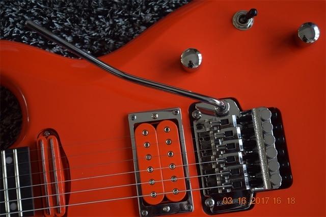 Directly Factory Joe Satriani Js2410 Js1200 Muscle Car Orange