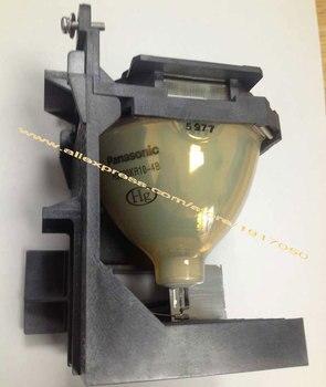 Original Projector Lamp ET-LAB80C For Panasonic PT-LB75 /PT-LB75NT/ PT-LB80 /PT-LW80NT Bulb With Housing