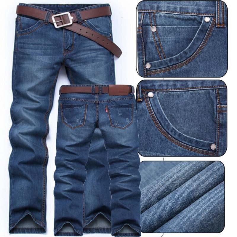 2017 Yeni Ücretsiz Nakliye Sıcak Satış Ince Düz Moda Kot Erkek Kot, Perakende ve Toptan Tasarımcı Pamuk Jeans Erkekler, 625