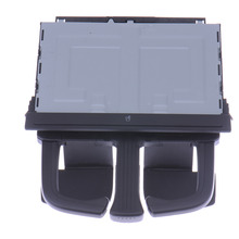Foldable Car Black Front Folding Stretch Dash Cup HolderFit For VW Jetta Golf MK4 Bora