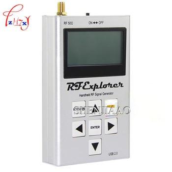 Nowy uchwyt RF analizator widma wraz Explorer Generator sygnału RF (RFE6GEN) Explorer linii produktów w Centrum obróbki od Narzędzia na