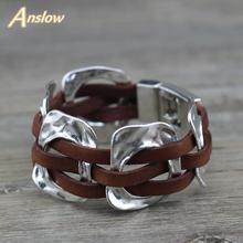 Бренд anslow высшее качество модные ювелирные изделия Новое