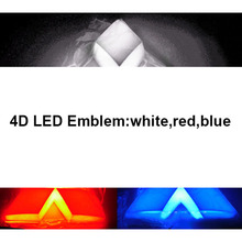 Buy Mitsubishi Lighted Emblem And Get Free Shipping On Aliexpress Com