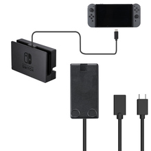 2017 For Nintend Switch Nintendo NS 10Gbps 1M Charging Extension Cable TV Dock Video Data Transfer Male Female Cable Line Cord