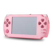 Nostalgic Handheld Game Console 4.3 Inch big Ultra-thin Touch Screen MP5 Portable Play