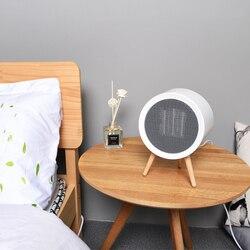 Riscaldatori elettrici Ventilatore controsoffitto Mini casa camera a portata di mano Veloce di risparmio Energetico Più Caldo per L'inverno PTC Riscaldamento In Ceramica
